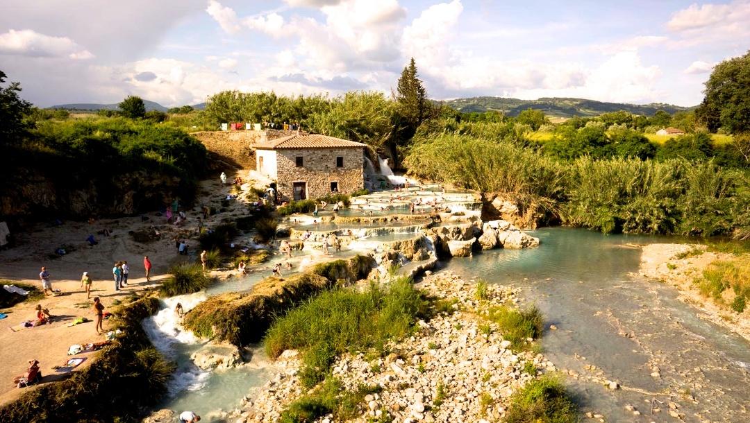 Wasserfälle von Mulino