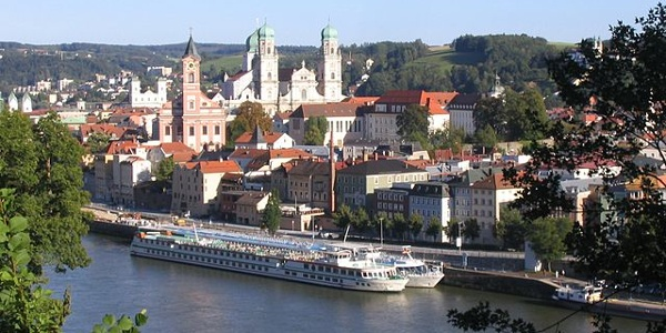 Passau Altstadt