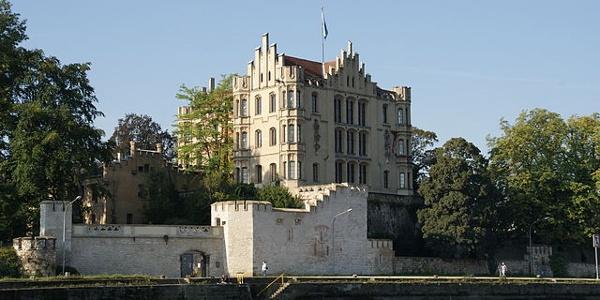 Regensburg Königliche Villa