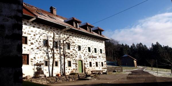 Kramerweg (Mühlviertler Gebäudestil) um 810m