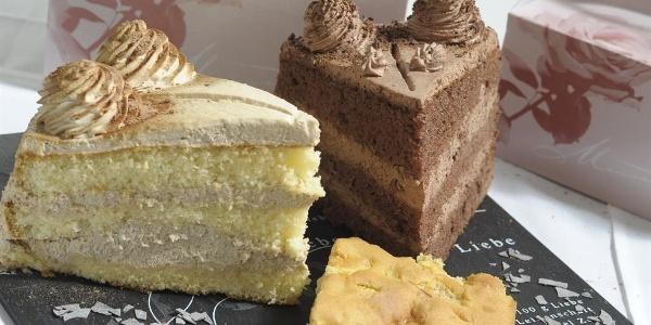 Alpenhotel Küren Kuchen und Torten