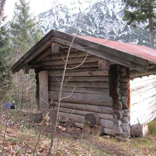 Adlerkopf-Diensthütte
