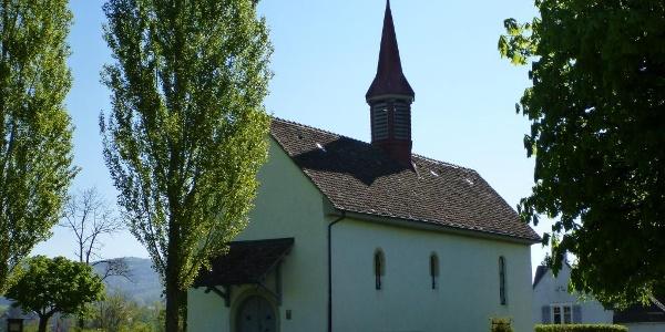 Burgkapelle St. Verena und Mauritius auf dem Kirchlibuck