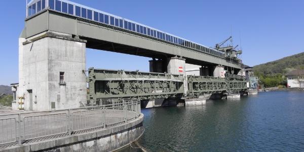 Rheinkraftwerk Reckingen