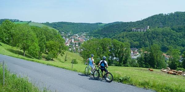 Rennradfahren in Kirchschlag