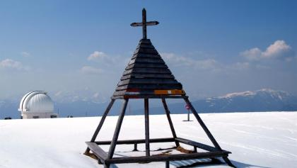 Gipfelpyramide Gerlitzen 1911m