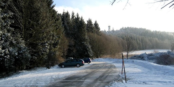 """Parkplatz """"Mischplatz"""""""
