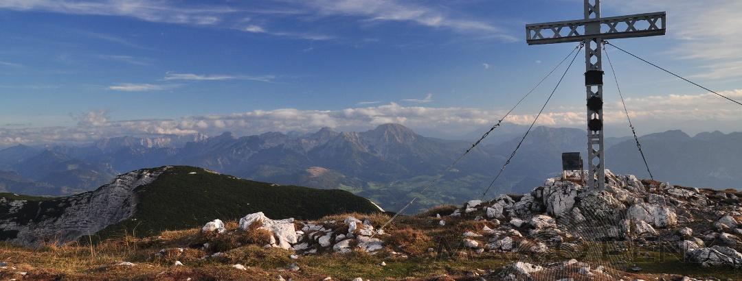 Gipfelkreuz Hoher Nock