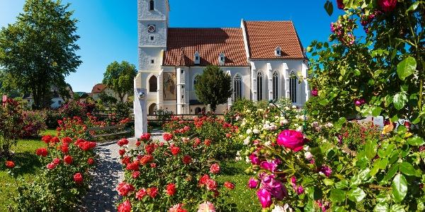 Kirche in Kirchschlag in der Buckligen Welt