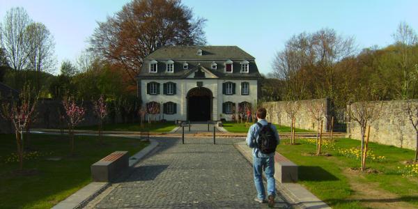 Pforte Kloster Heisterbach