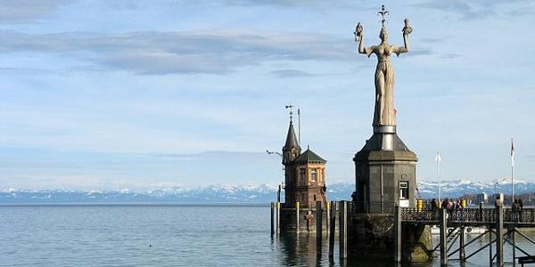 Konstanz Imperia Bodensee