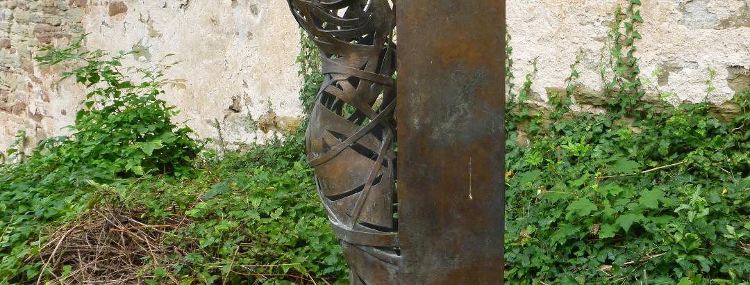 Impressionen Jerg Ratgeb Skulpturenpfad
