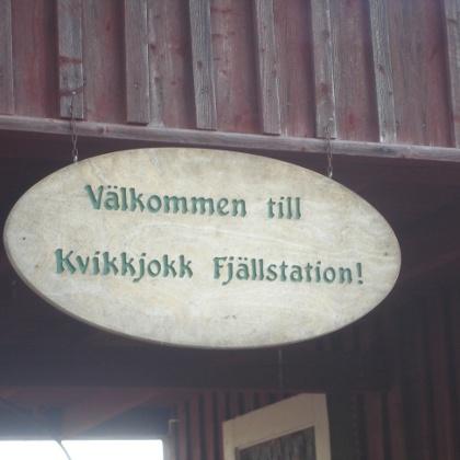 Fjällstation Kvikkjokk