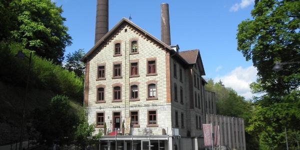 Ehemaliges Kraftwerk der Pulverfabrik Rottweil