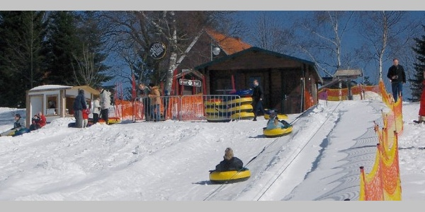 Snowtubing im Teichtal St. Andreasberg
