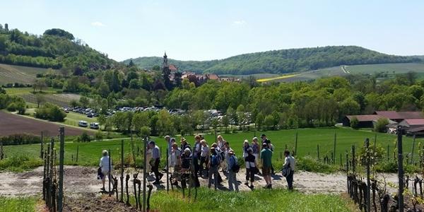 Blick auf Castell