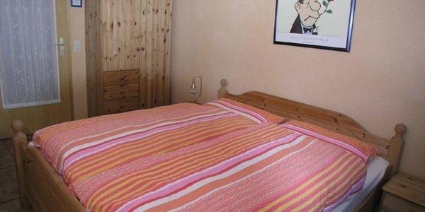"""FeWo """"Magdalenenquelle"""": Schlafzimmer"""