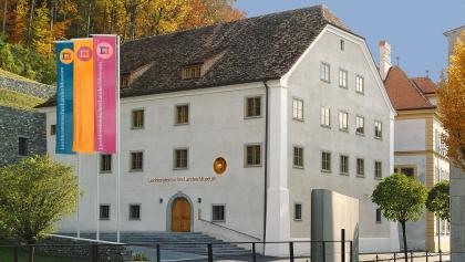 Aussenansicht Liechtensteinisches Landesmuseum