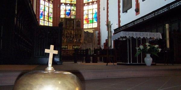 Klausen:  Wallfahrtskirche