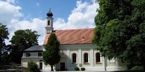 Kirche Schloss Baumgarten