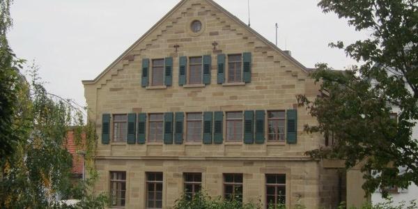 Denkmalgeschütztes Altes Schulhaus Eberstadt