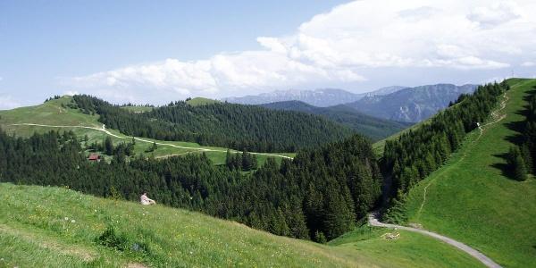 Hüttenwanderung - Hüttenwoche Ammergauer Alpen (2. Etappe von 6)