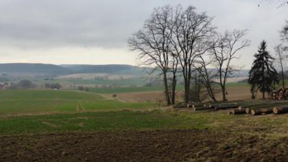 Blick auf Heckenbeck