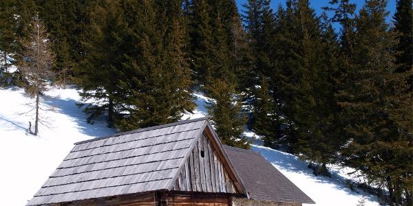 Leistenkar-Jagdhütte 1591m