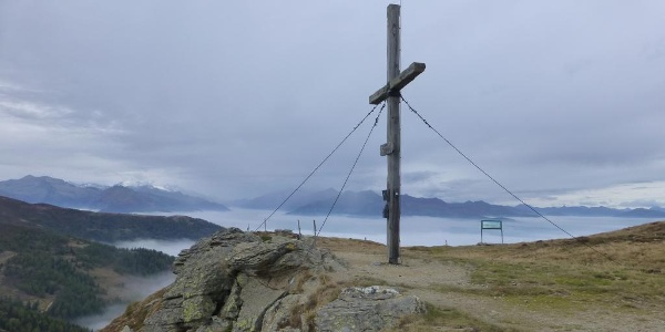 Der Kamplnock (2101 m)