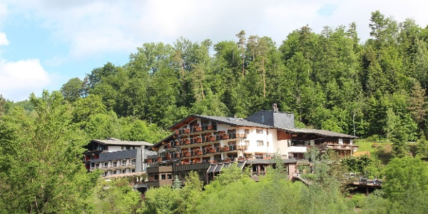 Naturpark-Wirt Ringhotel Mönchs Waldhotel
