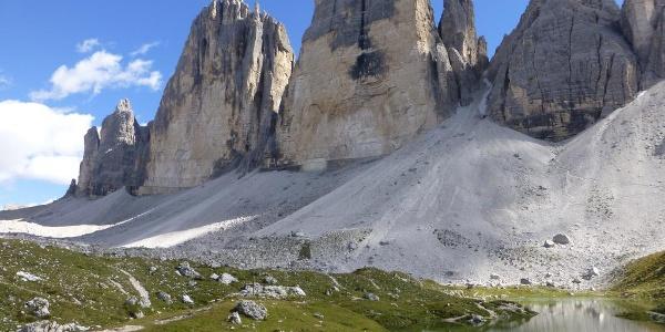 Die Drei Zinnen - Wahrzeichen von Südtirol