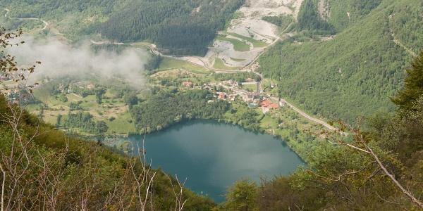 View on Lake Tenno