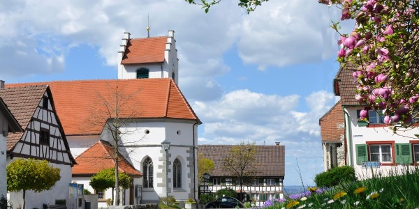 St. Leonhardt Kirche  Moos-Weiler