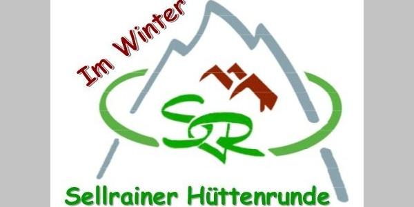 Sellrainer Hüttenrunde im Winter.