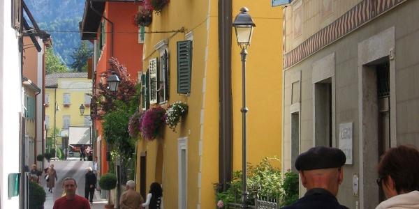 Vie centrali di Roncegno Terme