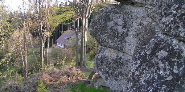 Nebelstein-Schutzhütte (Copyright: HP)