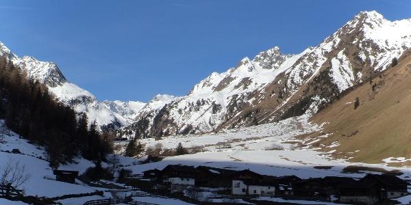 Die Stöcklenalm 1.602 m