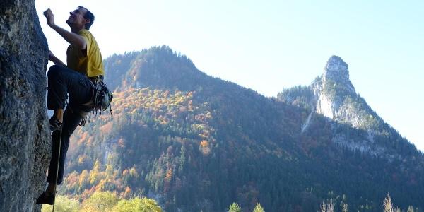 Klettergebiet - Bärenhöhle