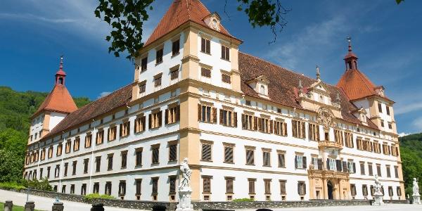 UNESCO Welterbe Schloss Eggenberg in Graz