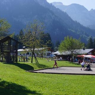 Riesenspielplatz am Tegelberg / Sommerrodelbahn