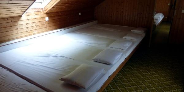 Matratzenlager