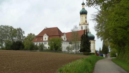"""Wallfahrtskirche """"Zum Herrgöttle von Biberbach"""""""