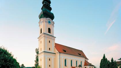 Pfarrkirche Maria Himmelfahrt in Mariakirchen