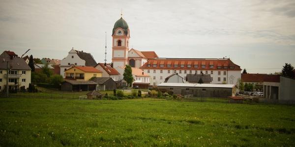 Benedektinerkloster Rohr i.NB