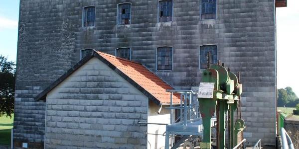 Wassermühle Rehren