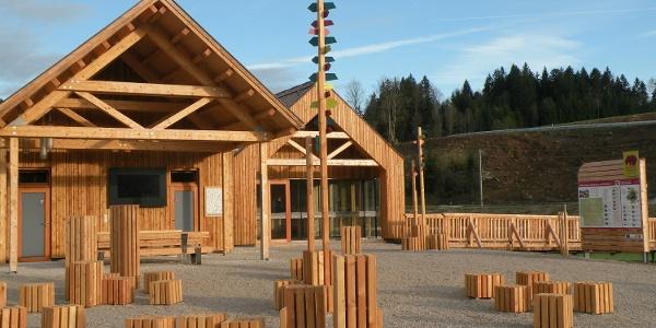 Naturparkzentrum Ötscher-Basis (Copyright: gemeindeannaberg)