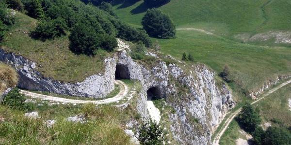 Sentiero della Pace - Monte Baldo