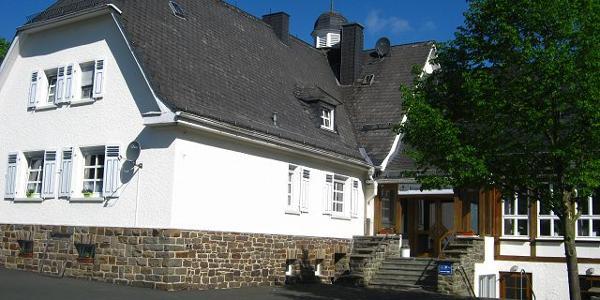 Start/Ziel ist die Bürgerbegegnungsstätte in Unglinghausen