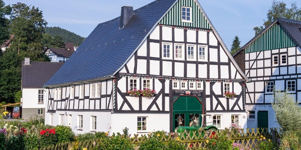 Wandern rund um Fleckenberg