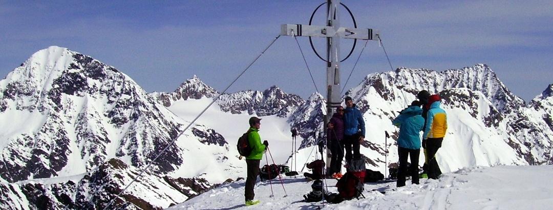 Hinterer Daunkopf - Gipfel